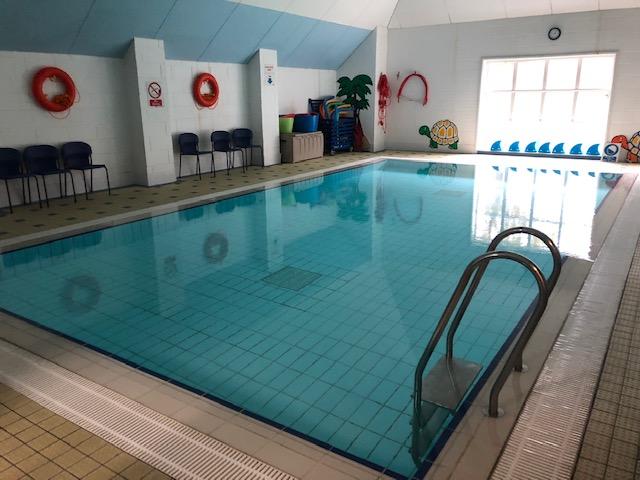 Swimming Lessons at Glenesk School
