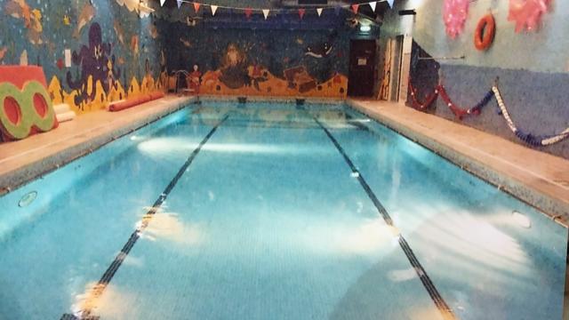 Swimming Lessons at Hook Aqua Centre