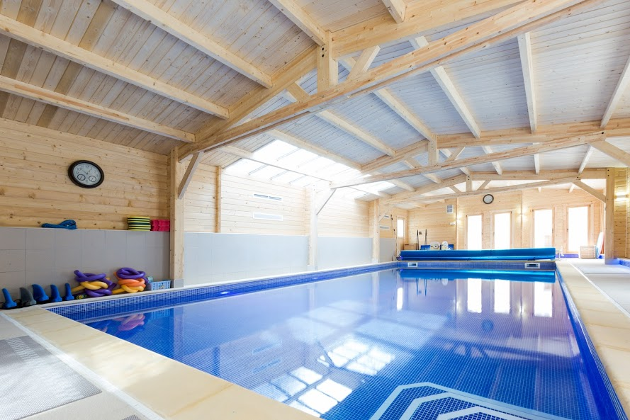 Swimming Lessons at Bagshot Wyverne Lodge