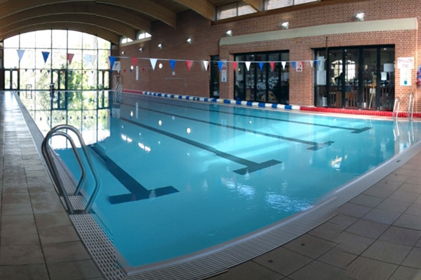 Swimming Lessons at Brockhurst School