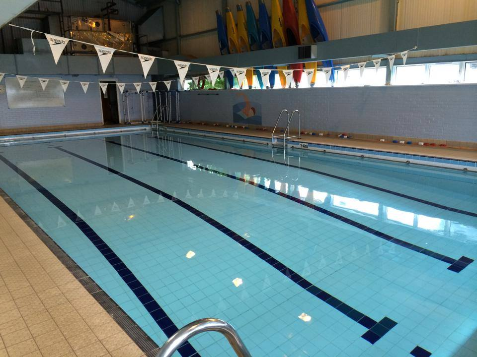 Swimming Lessons at Bryncelynog Comprehensive