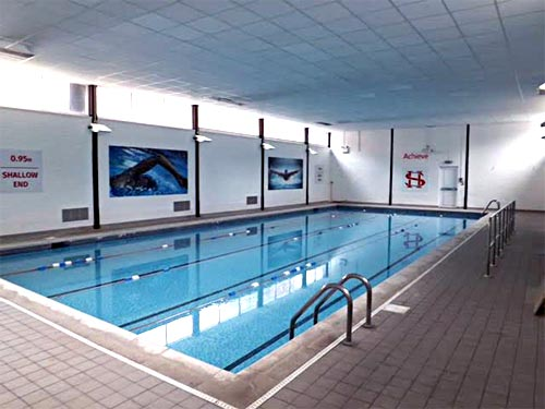 Swimming Lessons at Highdown Sports Centre