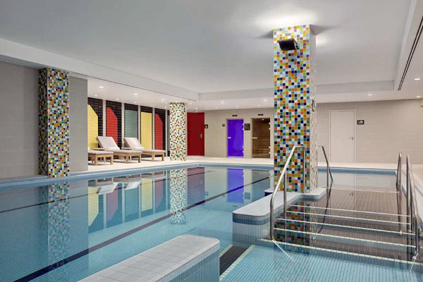 Swimming Lessons at Hilton Wembley