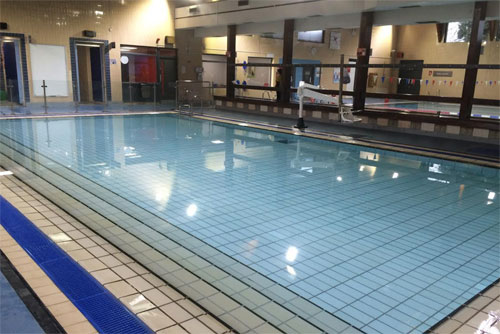 Swimming Lessons at Vale Farm Leisure Centre