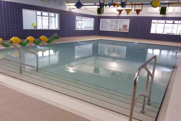 Swimming Lessons at Wolverton Swimming & Fitness