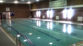 Swimming Lessons at Woughton Leisure Centre